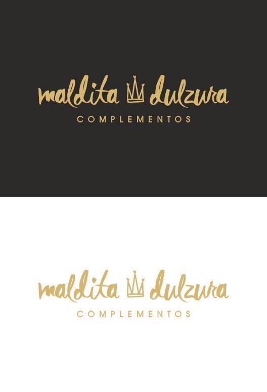 logotipo-maldita-dulzura-tienda-ropa-branding-imagen-corporativa-que-tono-de-verde-quetonodeverde-diseno-grafico-en-cantabria